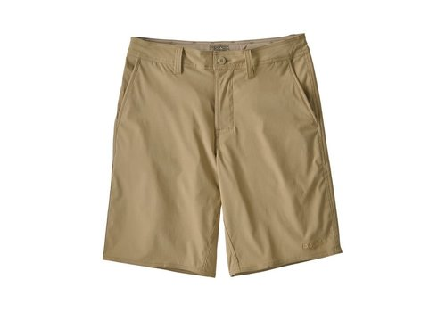 Patagonia Patagonia M's Stretch Wavefarer Walk Shorts - 20 in. Classic Tan
