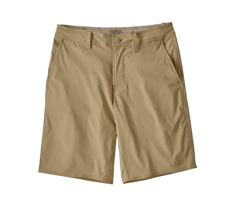 Patagonia M's Stretch Wavefarer Walk Shorts - 20 in. Classic Tan