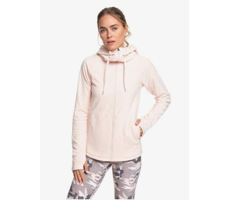Roxy Electric Feeling Hoodie Peach Blush