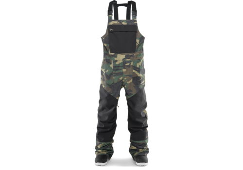 Thirtytwo Thirtytwo Basement Bib Camo