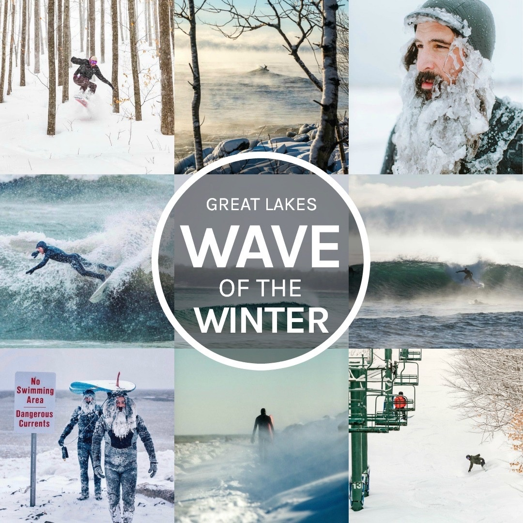 2020 Great Lakes Wave of the Winter Contest