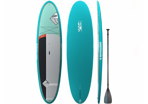 Boardworks Solr (pkg) 10'6 Blu/Wht