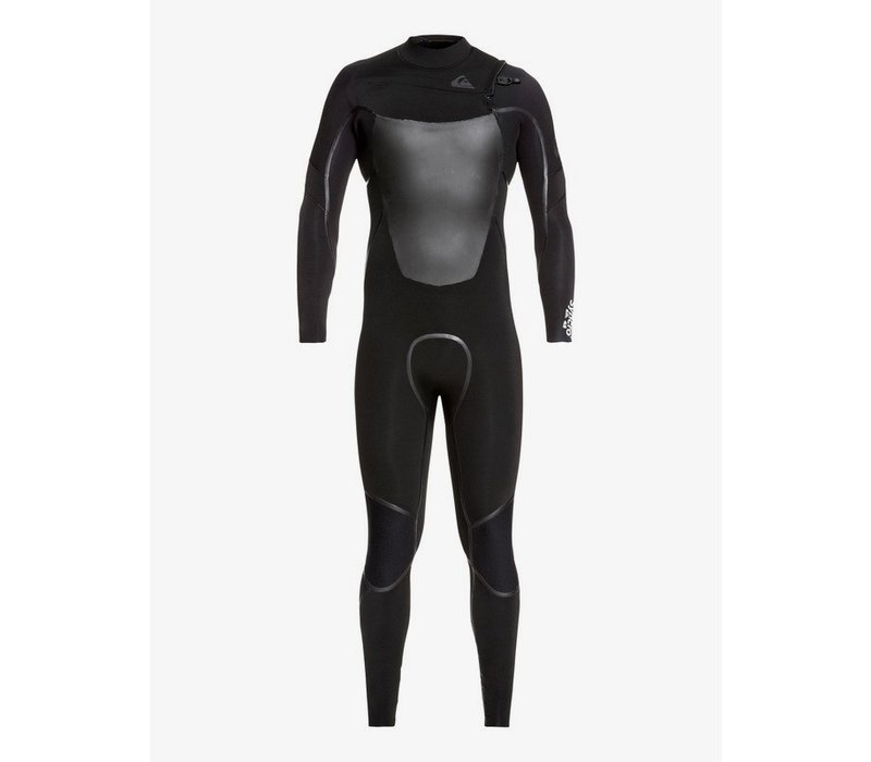 Quiksilver 4/3 Syncro Plus Chest ZIP LFS
