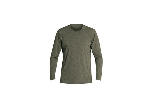 Xcel Wetsuits Xcel Heathered Ventx L/S Dark Forest