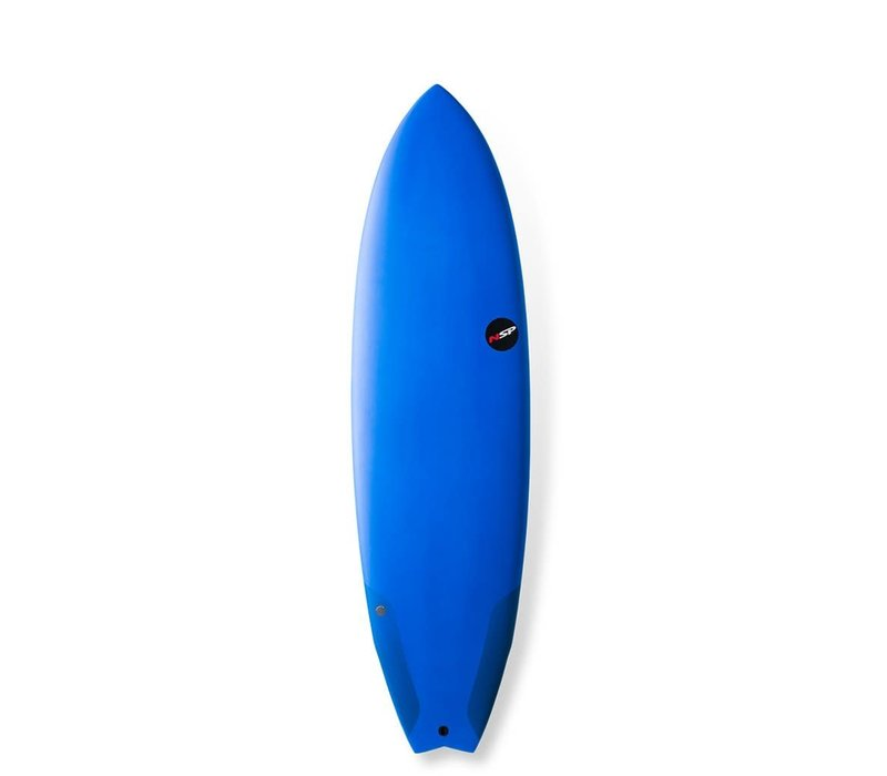 NSP Protech Fish 6'8 Blue