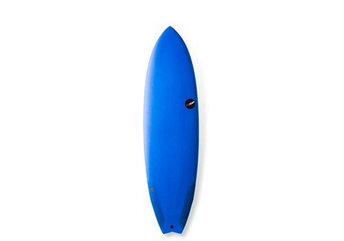 NSP NSP Protech Fish 6'4 Blue