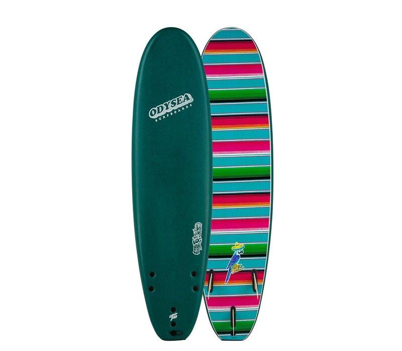Catch Surf Odysea 7'0 Log Johnny Redmond Verde Green