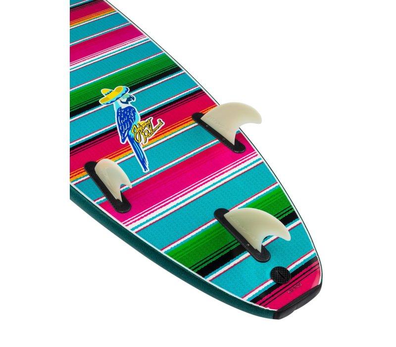 Catch Surf Odysea 8'0 Log Johnny Redmond Verde Green