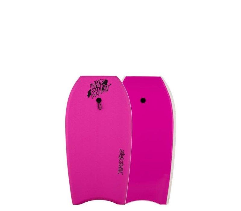 """Wave Bandit Shockwave 45"""" Pink"""