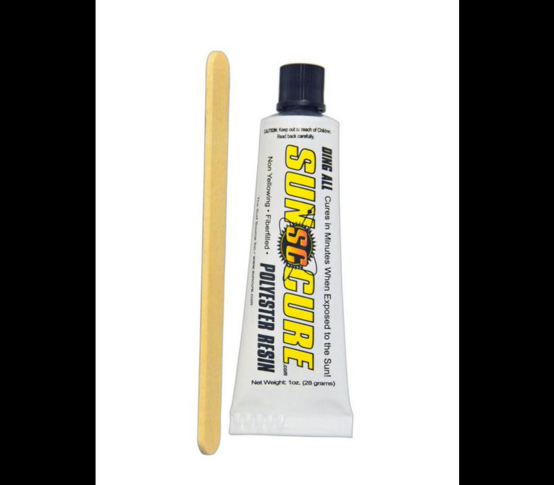 Ding All Suncure Polyester Resin Fiberfill 1 Oz Mini Tube
