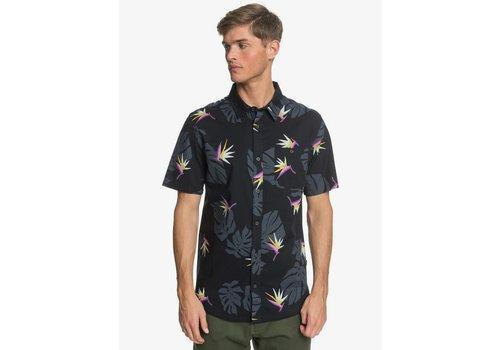Quiksilver Quiksilver Paradise Shirt SS Paradise Black
