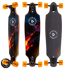 """Sector 9 Sector 9 Lava Roundhouse Complete 34"""" x 8.85"""""""
