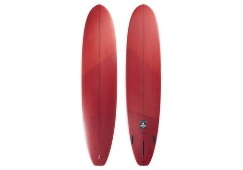 Third Coast 3rd Coast Surfboards 7'6 Medicine Man V8 Red Ombre