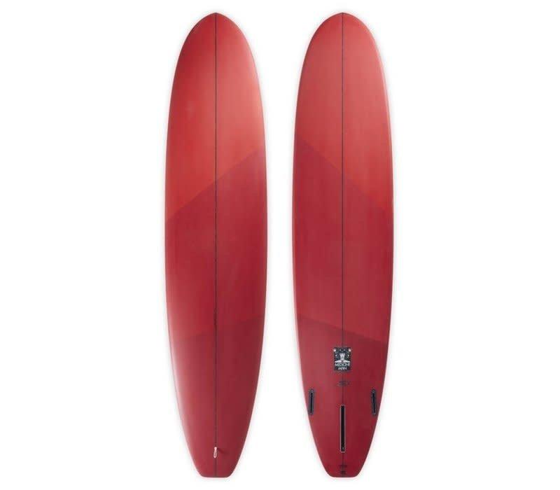 3rd Coast Surfboards 7'6 Medicine Man V8 Red Ombre