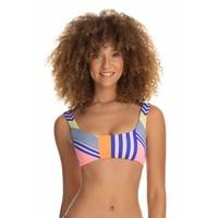 Maaji Acrodance Izzy 4 way Reversible Bralette Bikini Top