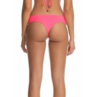 Maaji Festive Pink Sublime Reversible Bikini Bottom