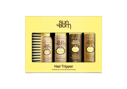 Sun Bum Hair Tripper Travel Kit