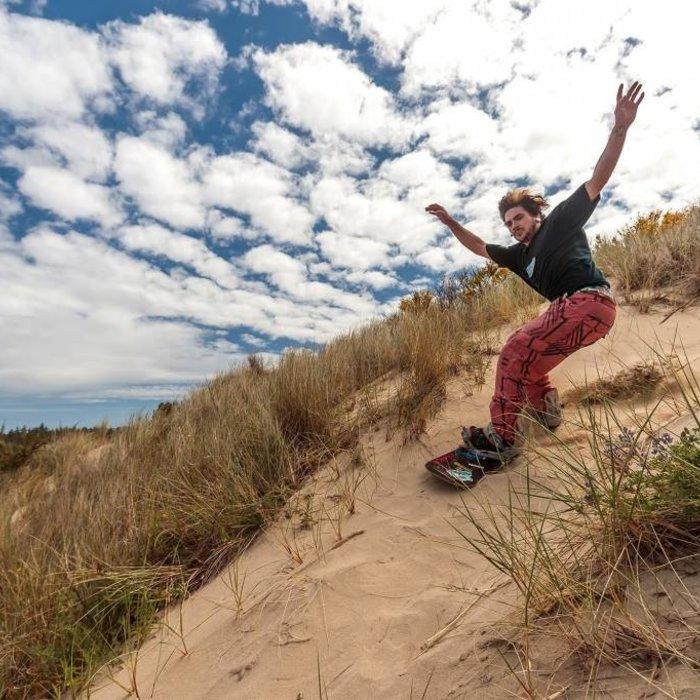 Sandboarding Lessons + Rentals