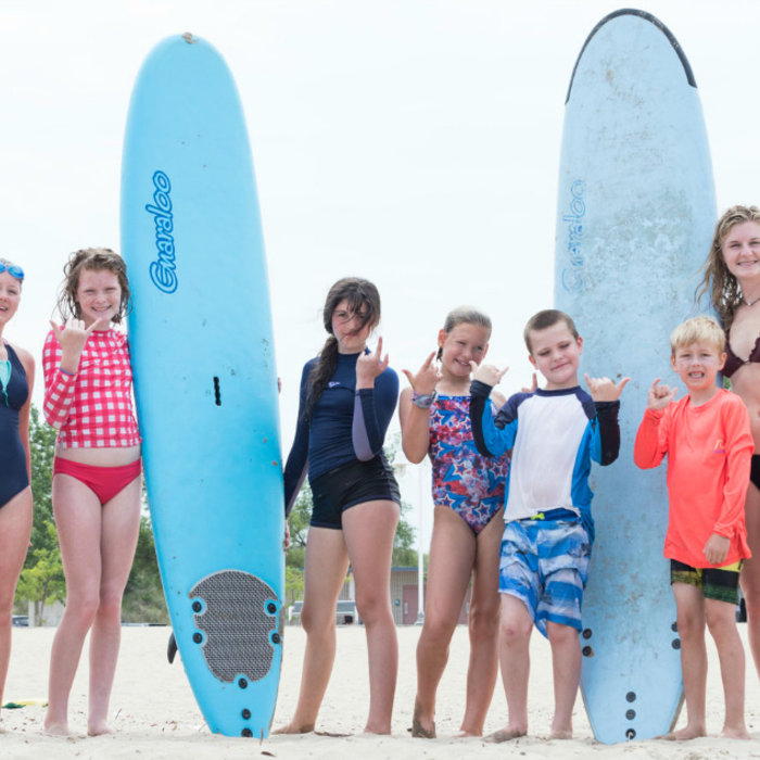 Kids' Beach Day Camps
