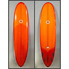 Bing Surfboards Bing 7'10 Collector Applecore Stringer Burnt Orange Tint