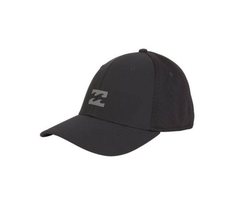 Billabong Performance Stretch Hat Black