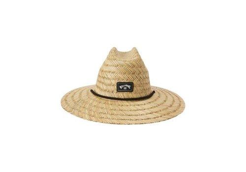 Billabong Billabong Tides Straw Lifeguard Hat Natural