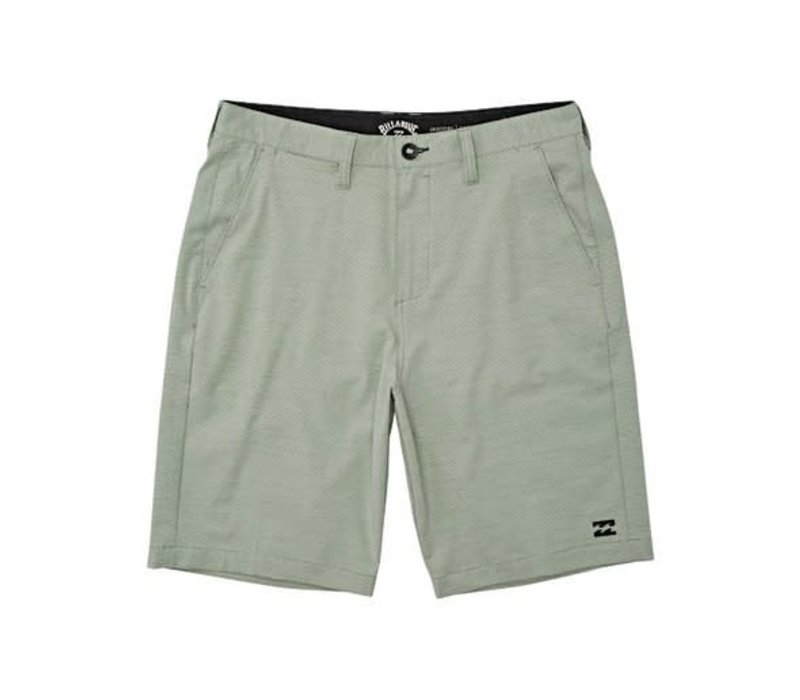 Billabong Crossfire Slub Submersible Walkshort Spearmint