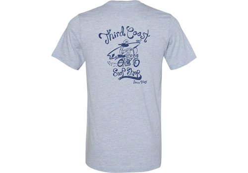 Third Coast Third Coast Since 2005 Tee - Navy Heather