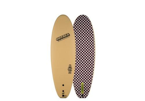 Catch Surf Catch Surf Odysea 6'0 Plank Single Fin Vanilla