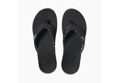 Reef Reef Ortho-Bounce Coast Black