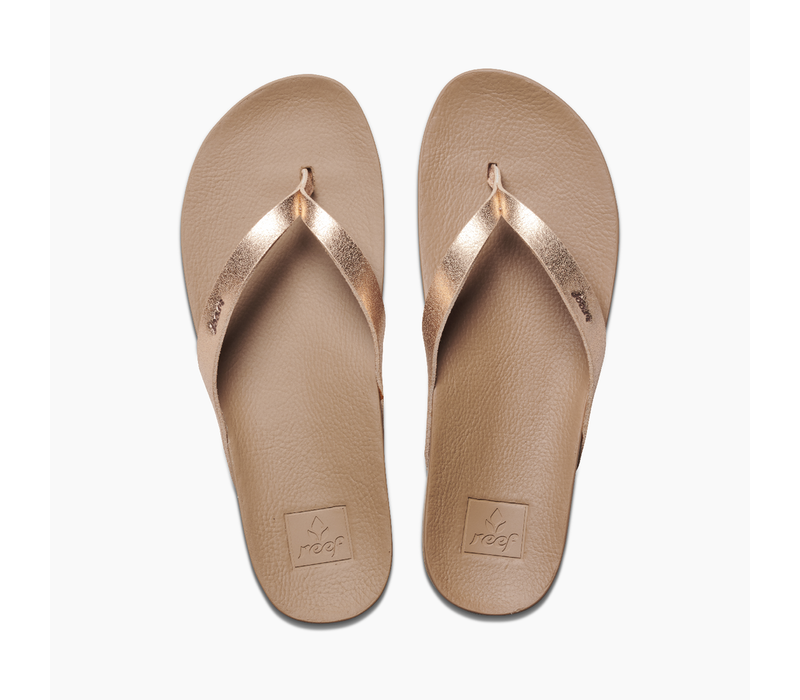 Reef Cushion Bounce Court Rose Gold