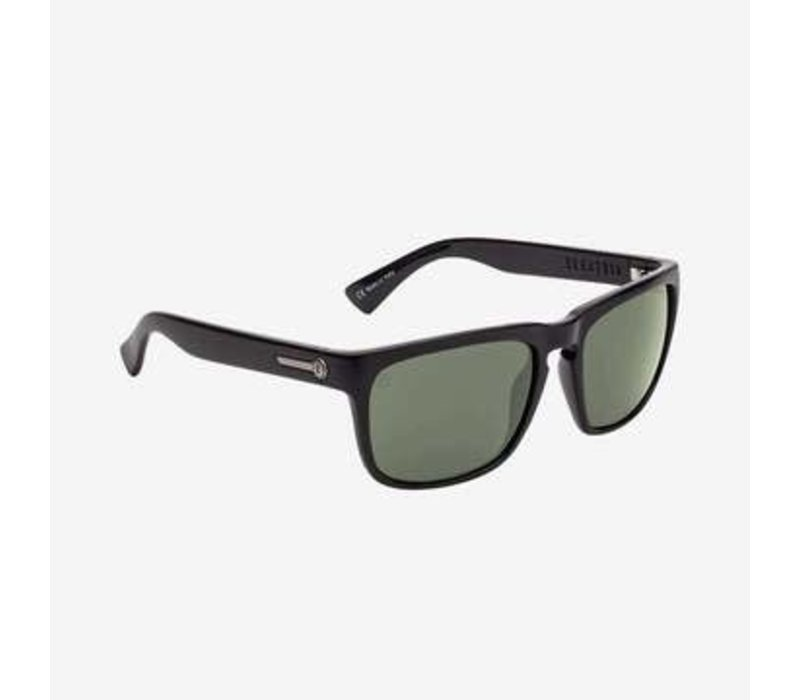 Electric Knoxville Gloss Black Mineral Glass Polarized Grey