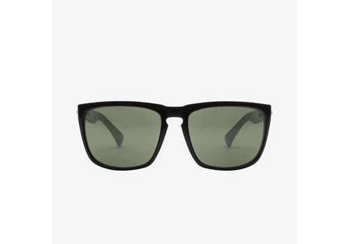 Electric Sunglasses Knowville XL Gloss Black Grey Polarized