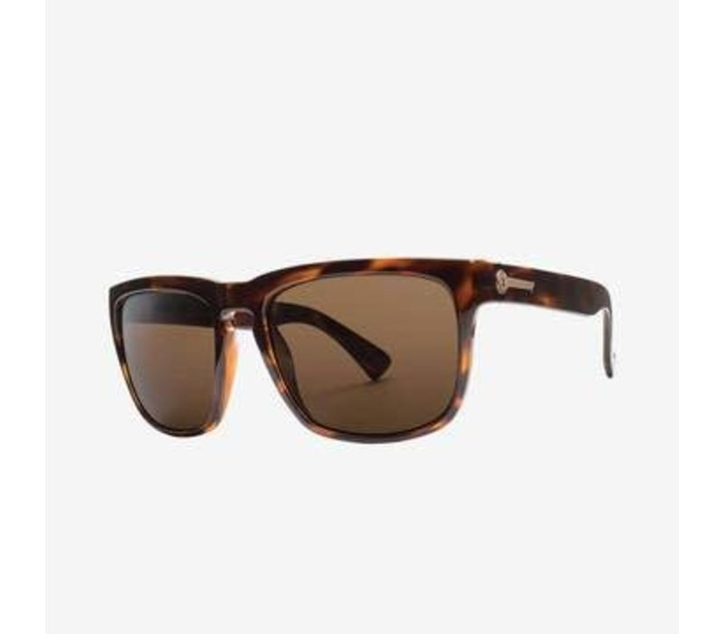 Electric Knoxville XL Gloss Tort Minerial Glass Polarized Bronze