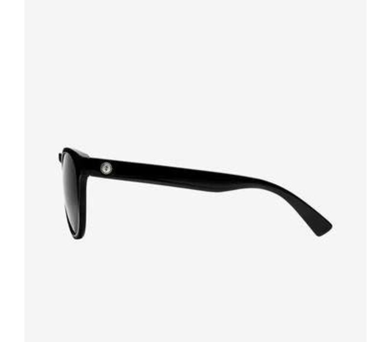 Electric Nashville XL Gloss Black Grey Polarized