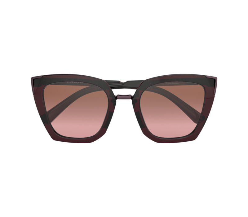 Oakley Side Swept Crystal Raspberry G40 Black Gradient