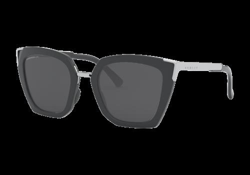 Oakley Oakley Side Swept Carbon Prizm Black Polarized