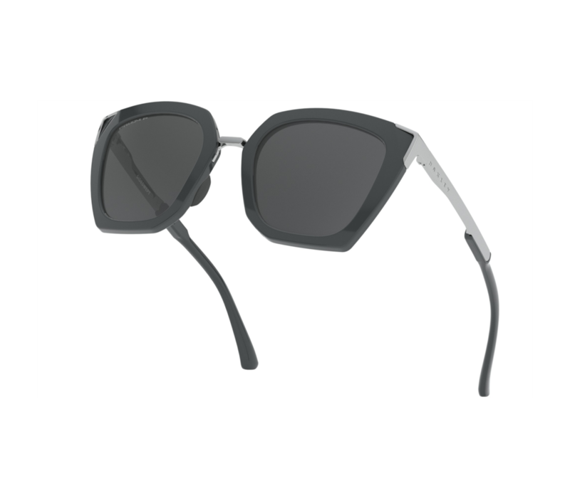 Oakley Side Swept Carbon Prizm Black Polarized