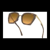 Oakley Side Swept Matte Brown Tortoise Brown Gradient Polarized