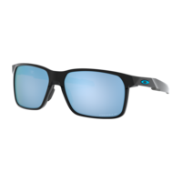 Oakley Portal X Polished Black  Prizm Deep H20 Polarized