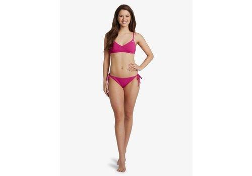 Roxy Roxy Beach Classics Athletic Triangle Bikini Top Beetroot Purple