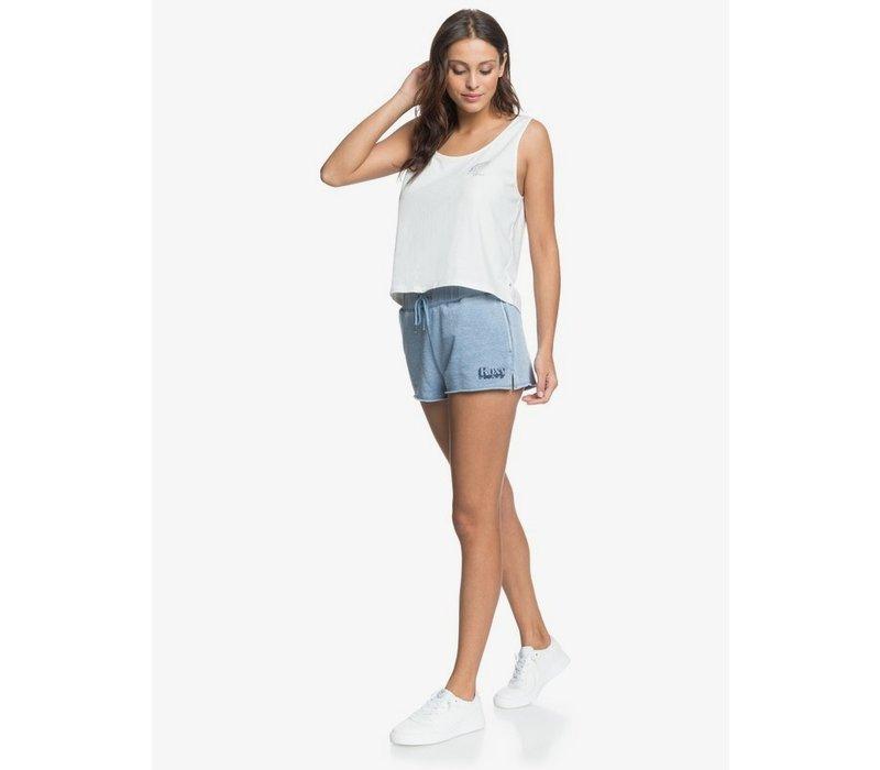 Roxy On Repeat B Sweat Shorts Blue Heaven