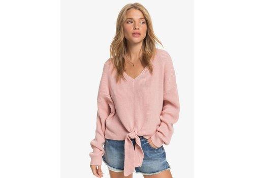 Roxy Roxy Summertime Blues 2-Way Sweater Silver Pink