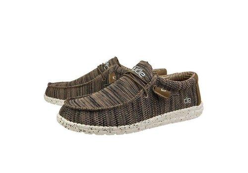 Heydude Shoes Heydude Wally Sox Brown