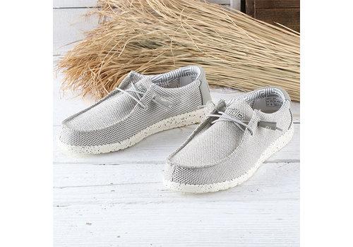 Heydude Shoes Heydude Wally Sox Ash