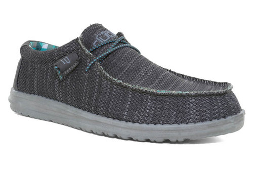 Heydude Shoes Heydude Wally Sox Charcoal