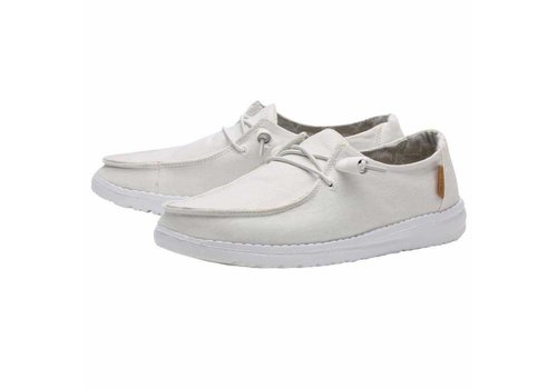 Heydude Shoes Heydude Wendy Chambray White