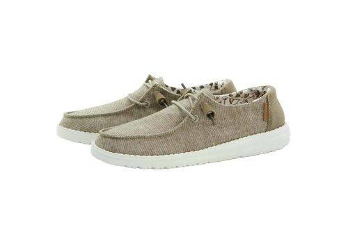 Heydude Shoes Heydude Wendy Chambray Sage