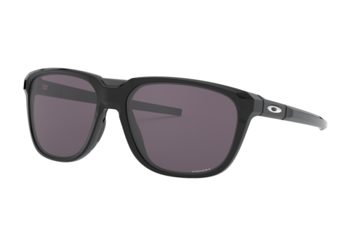 Oakley Oakley Anorak Polished Black With Prizm Grey