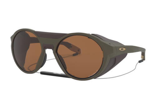 Oakley Oakley Clifden Matte Olive Green with Prizm Tungsten Polarized